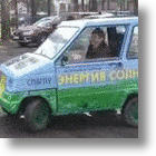 Russian Auto Innovation Eco-Friendly Car Developed
